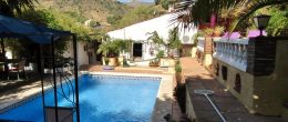 AX807 – Casa Oasis La Zubia, Benamargosa area