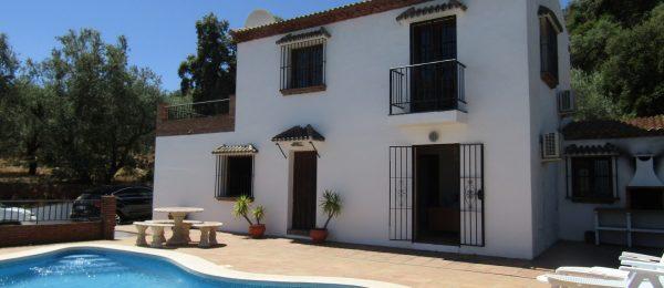 AX811 – Casa del Olvido, country villa, Comares