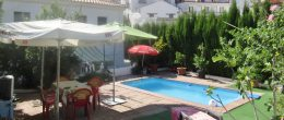 AX814 – Casa Esperanza, large village house with garden and pool, Sedella