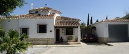 AX824 – La Casa Redonda, comfortable country house, Comares