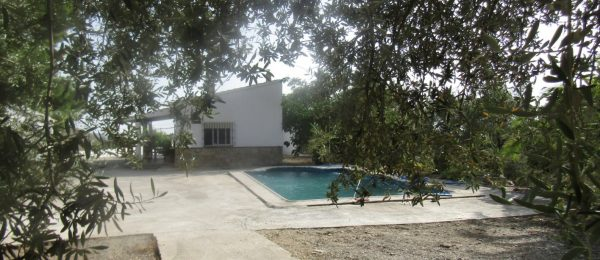 AX817 – Cortijo Mohay – 135m2 country house in two buildings, Canillas de Aceituno