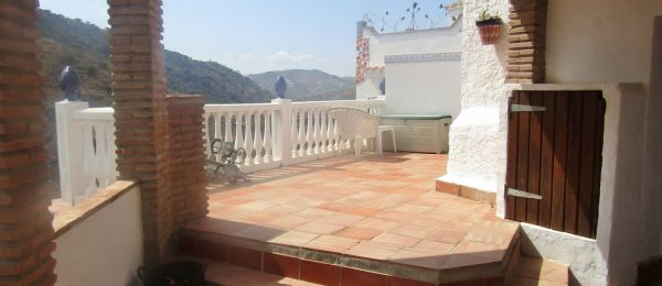 AX822 – Rustic style village house, Rubite, Canillas de Aceituno