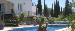 AX830 – Casa Majestic – elegant villa near Alcaucin