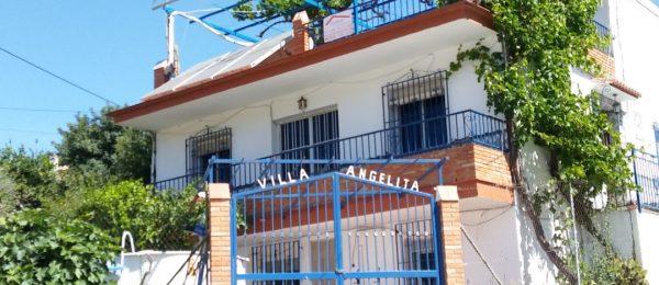 AX836 – Villa Angelita, house in country hamlet, near Benamargosa