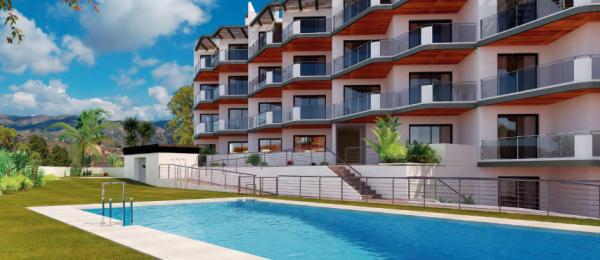 AX835 – Marinsa Beach, luxury flats in El Morche