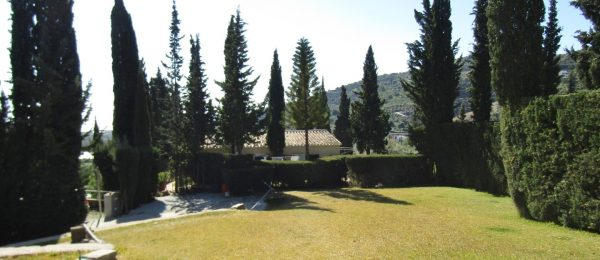 AX843 – Finca Carina rural retreat, Nerja/Frigiliana area