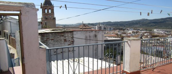 AX854 – Casa Yoli, village house in Velez-Malaga
