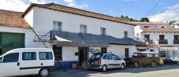 AX857 – Cortijo El Duende, Comares