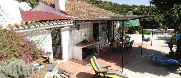 AX864 – Casa El Abrazo, country house, Benamargosa