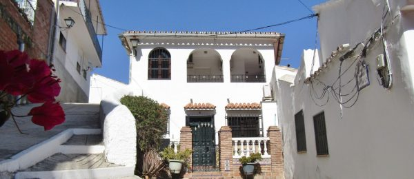 AX868 – La Casita Escondida, village house, Cutar