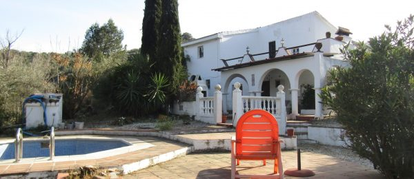 AX869 – Casita de Sueño, country house, Comares