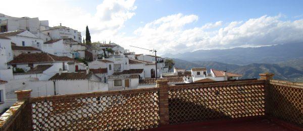 AX875, Casa Miguel, village house in Comares village