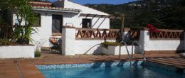AX877 – Cortijo Las Perdices, secluded cortijo near Frigiliana