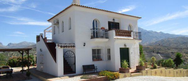 AX884 – 'Mi Casa', country house,Viñuela