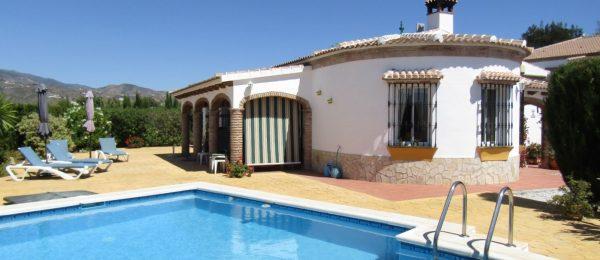 AX886 – Casa Los Sueños – country house, Viñuela