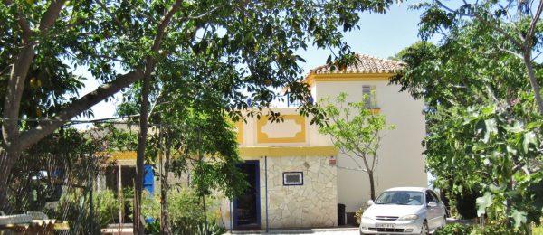 AX891 – Cortijo Diego García, country house above Vélez-Málaga