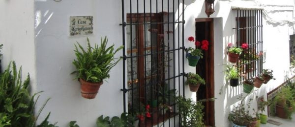 AX903 – Casa María Manuela, Village house, Canillas de Aceituno