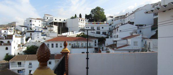 AX918 – Casa Trinidad, Almachar, village house with views