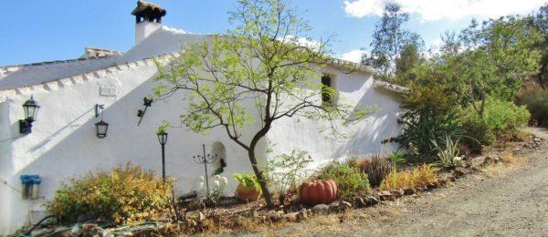 AX922 – Finca de la Reina, rustic style country house, Canillas de Aceituno