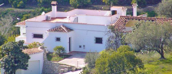 AX930 – Casa Karel, country house, Viñuela
