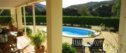 AX941 – Casa Amarilla, country house close to Viñuela village