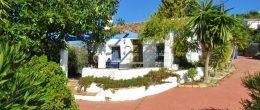AX956 – Casa Cava, rustic country house overlooking the sea – Velez-Malaga