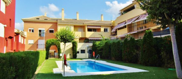 AX923 – Casa Joaquin, 2 bedroom apartment in Baviera Golf, Caleta de Velez