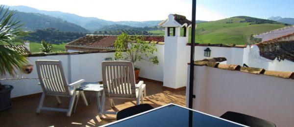 AX970 – Casa Vista de Iglesia – village house in Riogordo