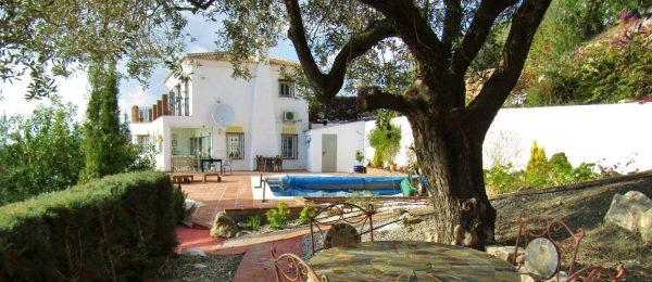 AX969 – Villa Mirador, country house near Alcaucin