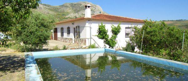 AX985 – Cortijo El Rubio, country house, Periana