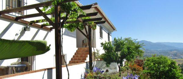 AX990 – Cortijo Piletas, country house, Colmenar
