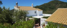 AX1008 – Country B&B, 4 units plus main house – Cómpeta