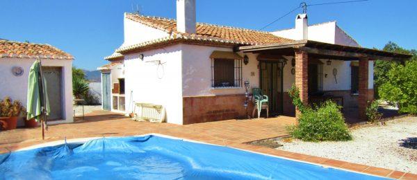 AX1014 – Casa El Perri, country house, Almachar