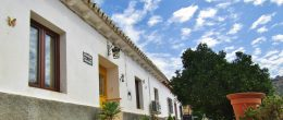 AX1023 – Casa Colegio Antiguo, detached country house near Casabermeja