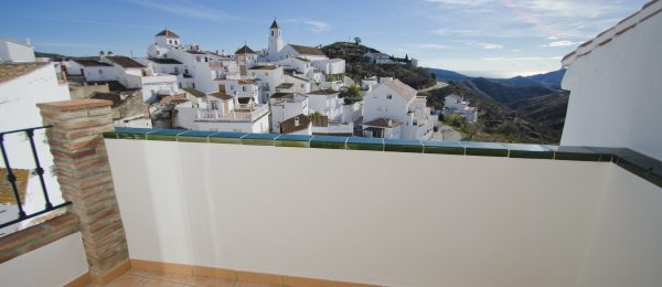 AX1020 – Casa El Retiro, village house, Sedella