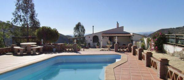 RAX909 – Casa Benjo, Country house for mid-long term rent – Canillas de Aceituno