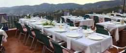 AX1031 – Top restaurant in Frigiliana village