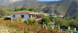 AX1035 – Finca El Señorito, large country estate, Alcaucin