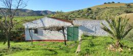 AX1044 – La Noria – country house with land, Riogordo