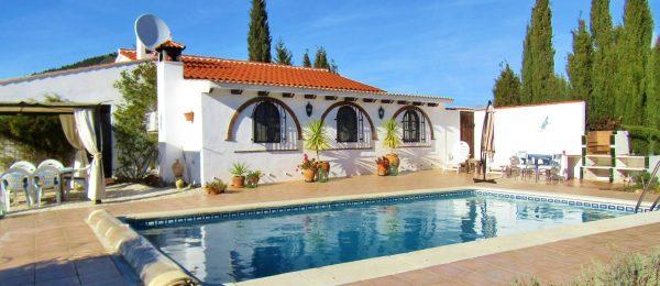 AX1052 – Casa Las Repisas, country house Casabermeja