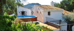AX1054 – Casa La Panaera, country house, Comares