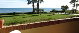 AX1055 – Ground floor sea view apartment, Peñoncillo, Torrox