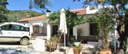 AX1087 – Casa Isabel, country house in mountain hamlet, Comares