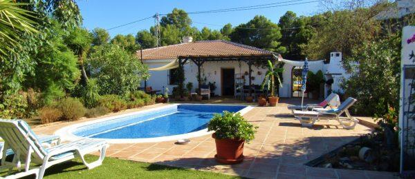 AX1102 – Finca Pizarro Zapata, country house, Almachar