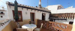 AX1103 – Casa de Henrique, rustic village house, Canillas de Aceituno