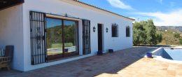 AX1110 – Casa Almendra, country house, Comares